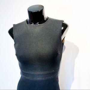 JCREW Gray Blue Wool Dress